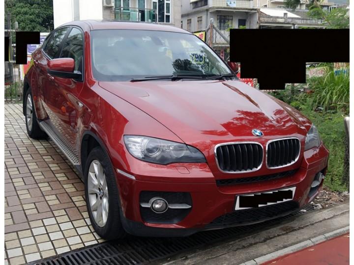 私人自讓 BMW X6