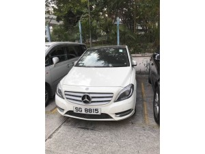 Mercedes-benz 2013 B
