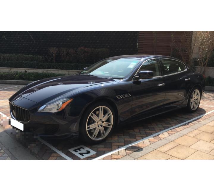 Maserati Quattroporte (2264)