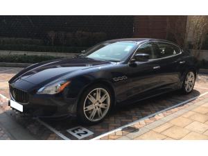Maserati Quattroport